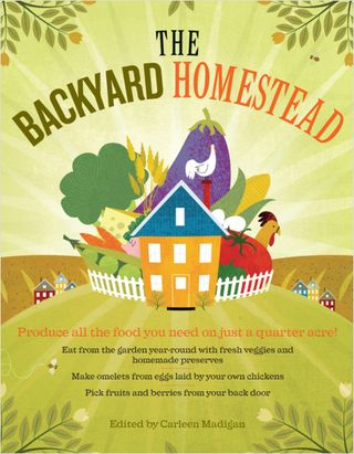 Backyard homestead book