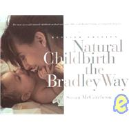 Natural childbirth bradley way book