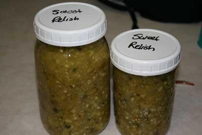 Sweet-relish
