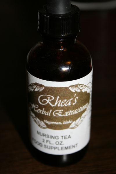 Nursing-tea-jar